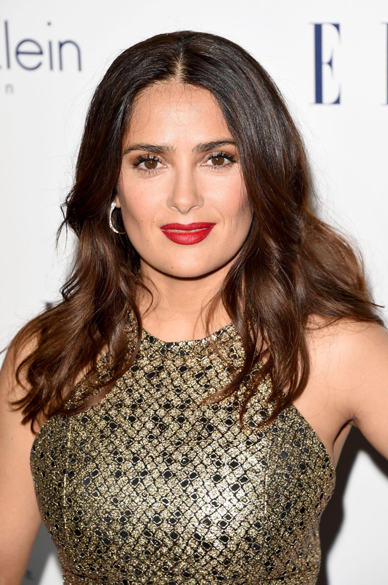 Salma Hayek – 2015 ELLE Women in Hollywood Awards in Los ... Salma Hayek