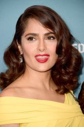 Salma Hayek – Variety's Power Of Women Luncheon in Beverly Hills, October 2015