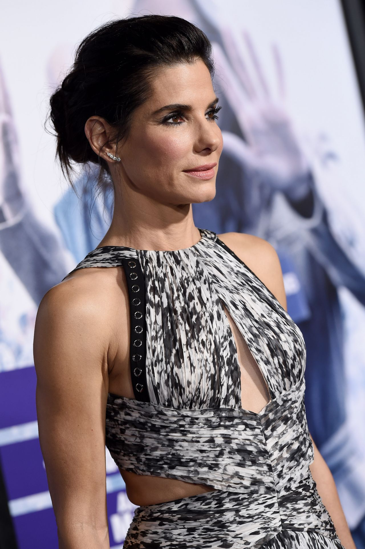 Sandra Bullock – 'Our Brand Is Crisis' Premiere in Hollywood