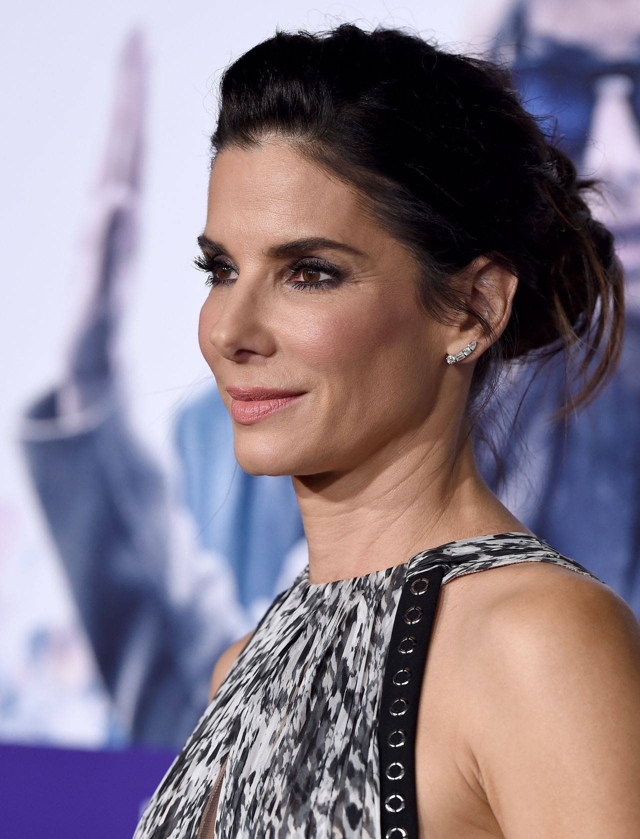 Sandra Bullock Our Brand Is Crisis Premiere In Hollywood