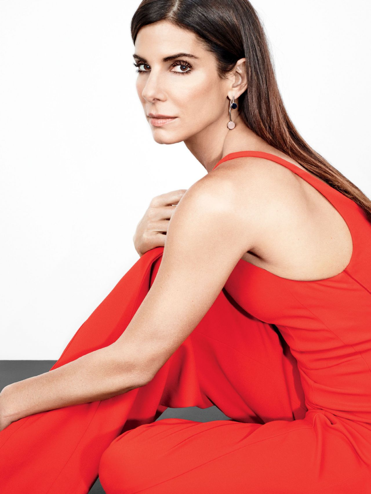 Sandra Bullock – Photoshoot for Glamour US November 2015