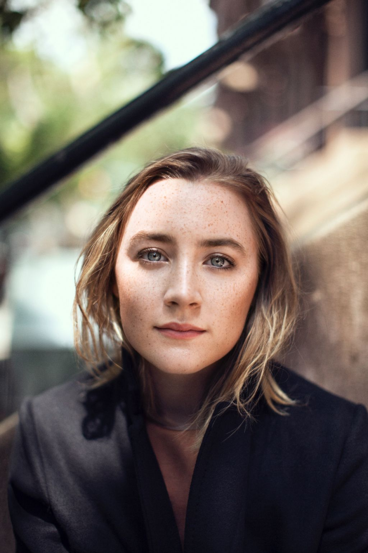 Saoirse Ronan – Photoshoot for Cara Magazine October 2015