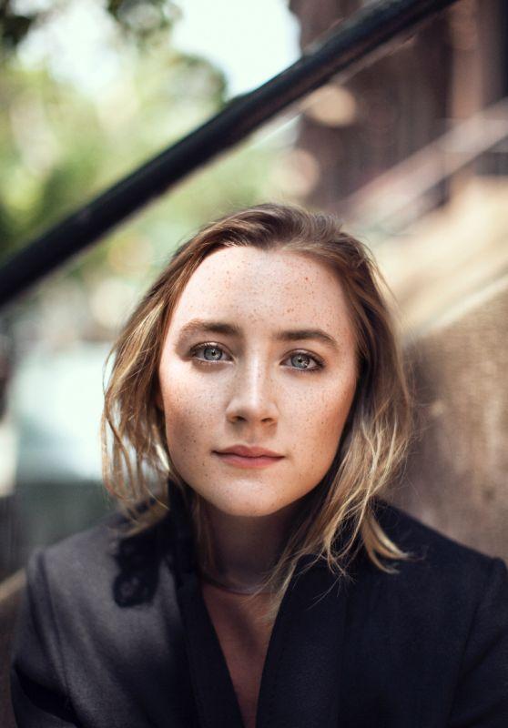 Saoirse Ronan - Photoshoot for Cara Magazine October 2015