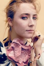 Saoirse Ronan - Photoshoot for Glamour Magazine November 2015