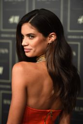Sara Sampaio – BALMAIN X H&M Collection Launch in New York City