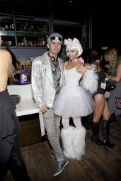 Sarah Hyland - 2015 Matthew Morrison Halloween Masquerade Ball in Los Angeles
