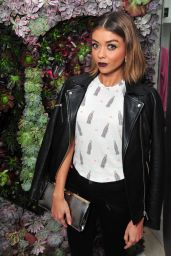 Sarah Hyland - Launch Party for WILDFOX Loves Coca-Cola Capsule Collection, October 2015