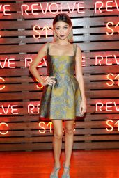 Sarah Hyland - REVOLVE Fashion Show Benefiting Stand Up To Cancer in Los Angeles, October 2015