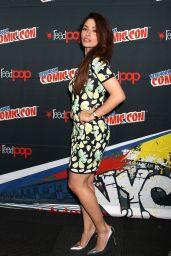 Sarah Shahi - Promoting Person of Interest at 2015 New York Comic-Con
