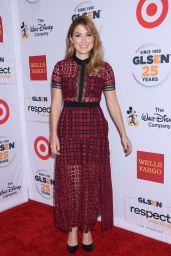 Sasha Alexander - 2015 GLSEN Respect Awards in Beverly Hills