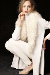 Sasha Pivovarova - Neiman Marcus Christmas Book 2015