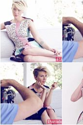 Scarlett Johansson - Photoshoot for Parade Magazine April 2015