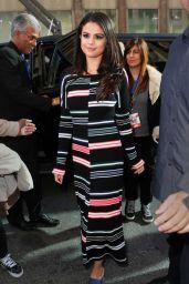 Selena Gomez - At SiriusXM Studios in New York City, October 2015