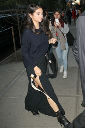 Selena Gomez at the Greenwich Hotel in NYC, October 2015