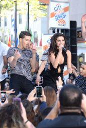 Selena Gomez - Performing on NBC