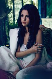 Selena Gomez - Photoshoot for Billboard Magazine September 2015