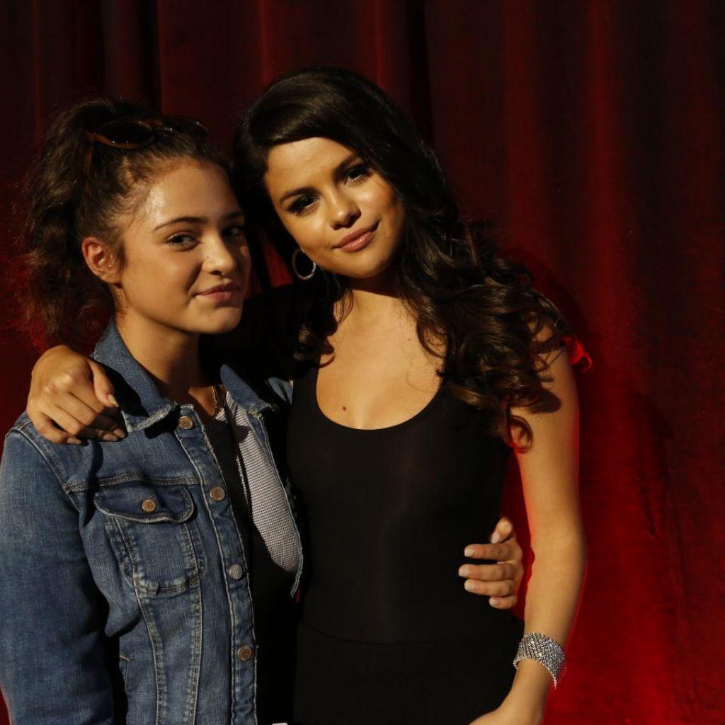 Selena Gomez Revival Event Fan Meet Greet In Los Angeles