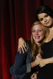Selena Gomez - #REVIVAL Event Fan Meet & Greet in Los Angeles