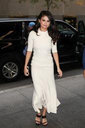 Selena Gomez Style - New York City, October 2015