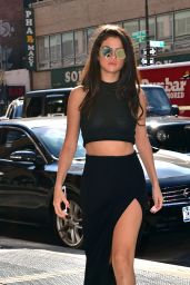 Selena Gomez Style - NYC, October 2015