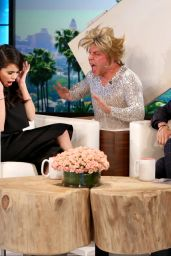 Selena Gomez - The Ellen DeGeneres Show, October 2015