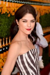 Selma Blair – 2015 Veuve Clicquot Polo Classic in Pacific Palisades