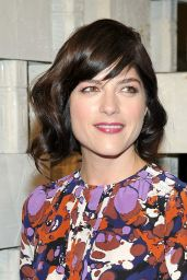 Selma Blair – Hammer Museum Gala in Garden, October 2015