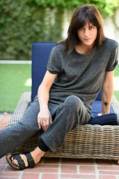 Selma Blair - Photoshoot for LA Clothing Brand Savous, October 2015