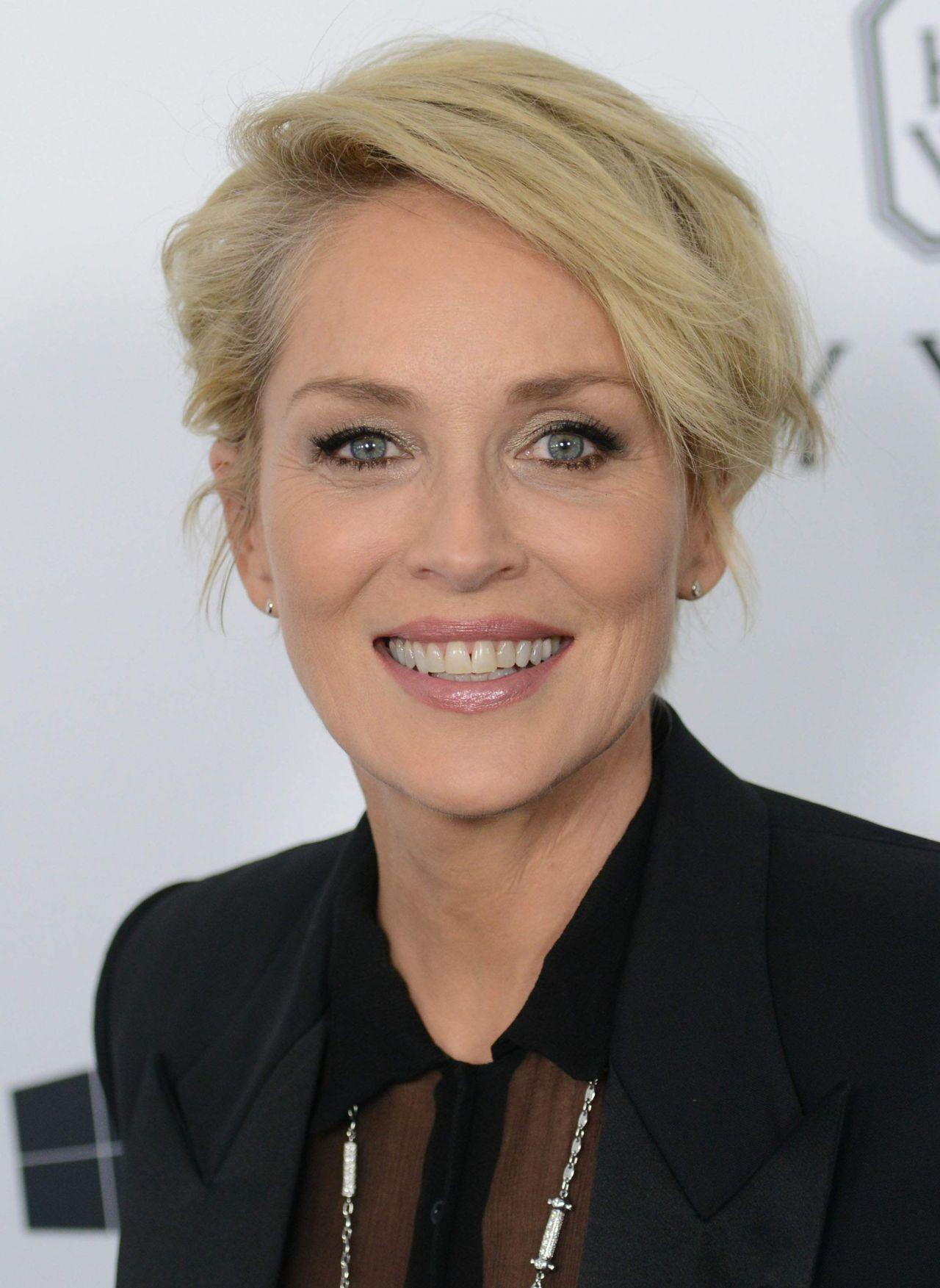 <b>Sharon Stone</b> – 2015 amfAR's Inspiration Gala Los Angeles in Hollywood - sharon-stone-2015-amfar-s-inspiration-gala-los-angeles-in-hollywood_1