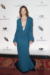 Sienna Guillory - BFI Luminous Fundraising Gala in London, October 2015