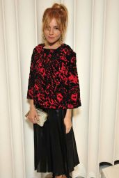 Sienna Miller at a Vionnet Store Opening in Paris, October 2015