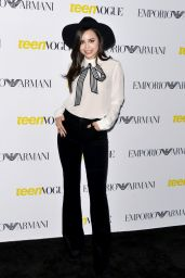 Sofia Carson – 2015 Teen Vogue Young Hollywood Issue Launch Party in Los Angeles