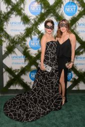 Sophia Bush - UNICEF Neverland Masquerade Ball in Chicago