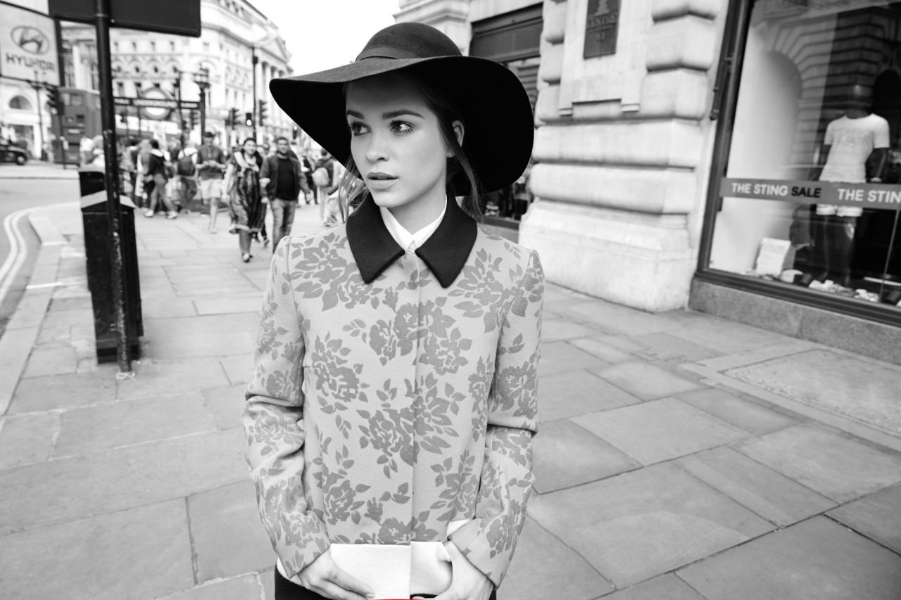 Sophie Cookson: Photoshoot For Wylde, 2015