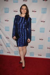 Sophie Simmons - 2015 Peace Over Violence Humanitarian Awards in Los Angeles