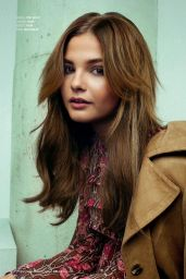 Stefanie Scott - Bello Magazine October 2015 Issue