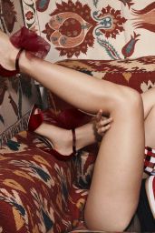Suki Waterhouse - Photoshoot for Vogue Magazine Brazil September 2015
