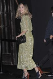 Suki Waterhouse – Vogue 95th Anniversary Party in Paris