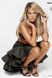 Sylvie Meis - Cosmopolitan Magazine Netherlands November 2015 Issue