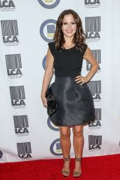 Tammin Sursok - Last Chance For Animals Annual Gala in Los Angeles, October 2015