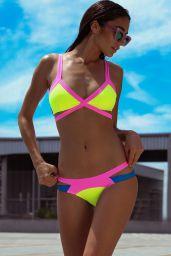 Taylor Hannum - Loveculture Swimwear 2015