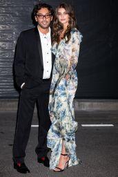Taylor Hill - Vogue 95th Anniversary Party in Paris