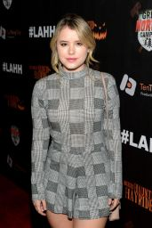 Taylor Spreitler - Los Angeles Haunted Hayride Black Carpet Premiere Night