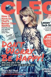Taylor Swift - Cleo Magazine Singapore November 2015 Cover