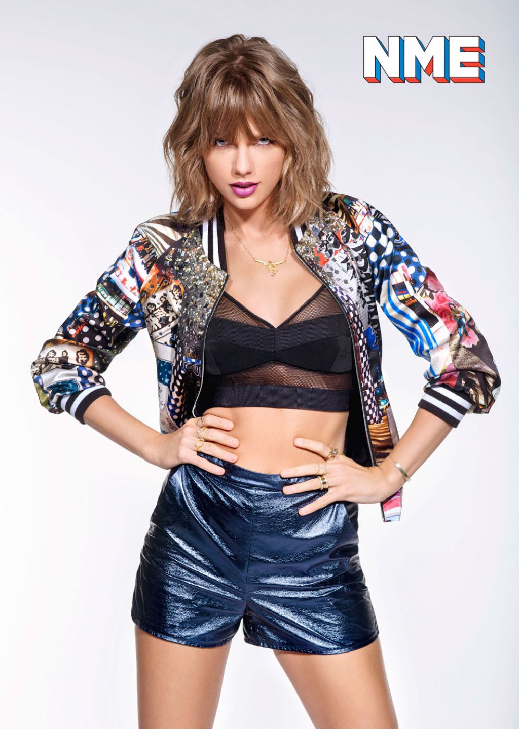 Taylor Swift - NME Magazine October 2015