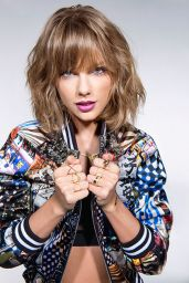 Taylor Swift - NME Magazine October 2015 Photos