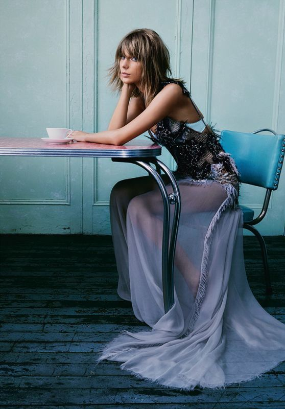 Taylor Swift - Photoshoot for Vogue Australia November 2015