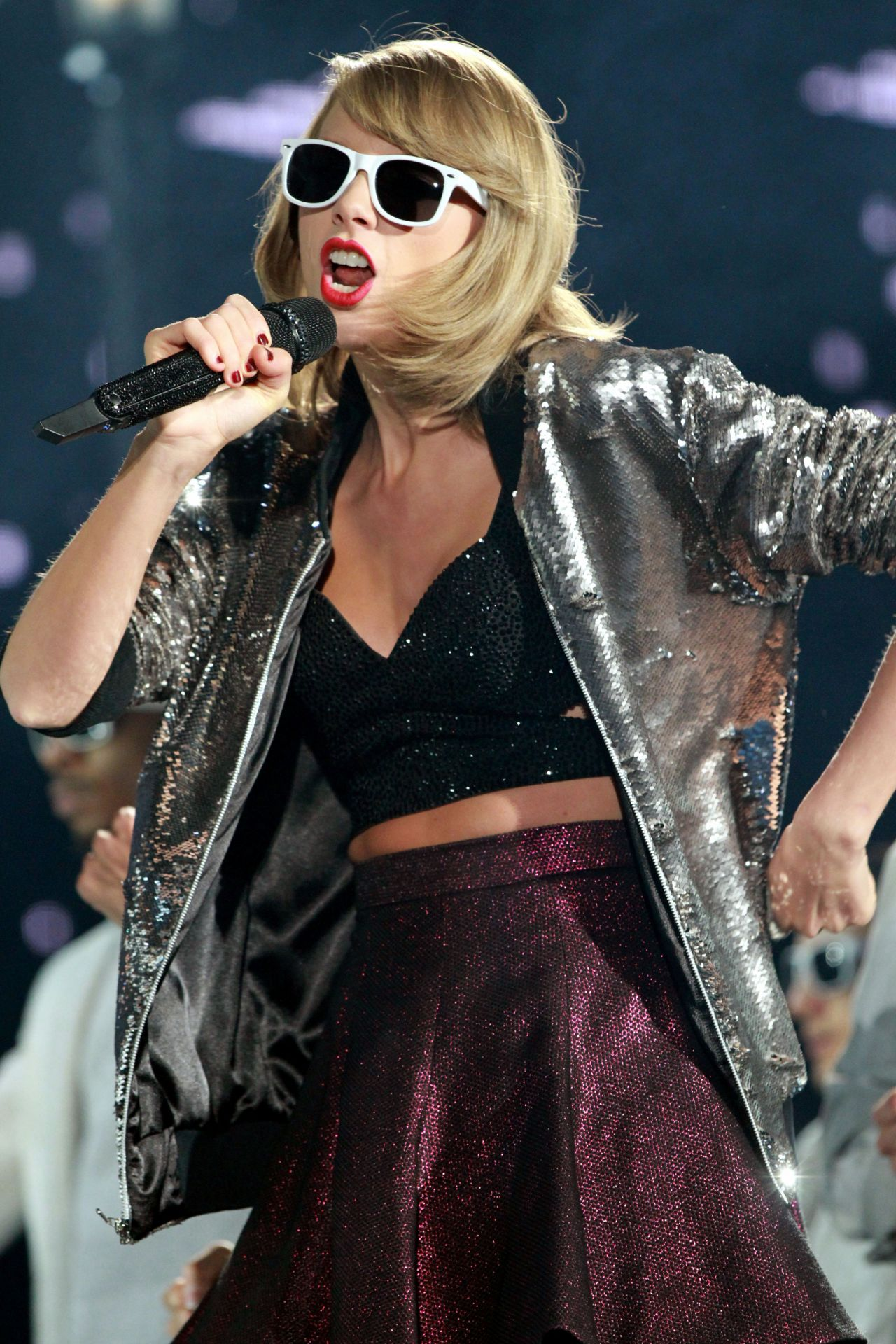 Taylor Swift - 'The 1989 World Tour' in Atlanta, October 2015