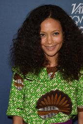 Thandie Newton – Variety's Power Of Women Luncheon in Beverly Hills, October 2015