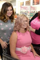 Tiffani Thiessen - Day of Pampering Presented by Ulta Beauty in Los Angeles